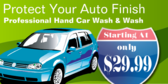 Professional Hand Car Wash & Wash