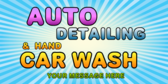 Auto Detailing And Hand Car Wash