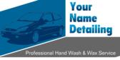 Professional Hand Wash  Wax Service