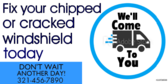 Fix Your Chipped Or Cracked Wndshield Today