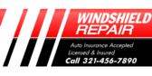 Windshield Repair Auto Insurance Accepted