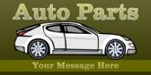 Auto Parts Message
