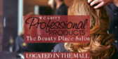 We Carry Professional Products
