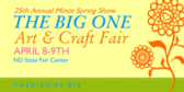 The Big One Art and Craft Fair