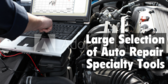 Auto Repair And Specialty Tools
