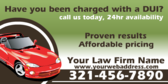 Have Been Charged With A DUI?