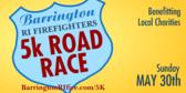 Firefighters 5k Road Race