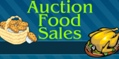 Auction Food Sales