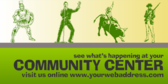 See What's Happening At Your Community Center