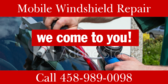Generic Mobile Windshield Repair