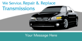 Service Repair And Replace Transmissions