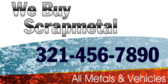 We Buy Scrapmetal All Metals And Vehicles