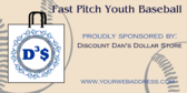 Fast Pitch Youth Baseball