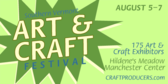 Art and Craft Festival