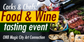 Food & Wine Tasting Event