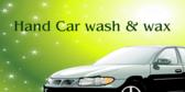 Hand Car Wax