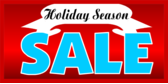 Holiday Season Sale