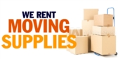We Rent Moving Supplies