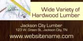 lumber signs