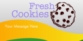 Fresh Cookies Yellow