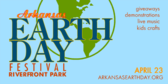 Earth Day Festival Blue