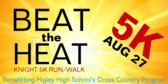 Beat the Heat Knight 5K Run/Walk