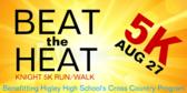 Beat the Heat Knight 5K Run/Walk