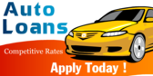 Auto Loans With Competitive Rates