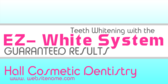Teeth Whitening, Guaranteed Results