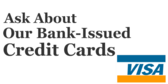 Bank Issued Credit Cards