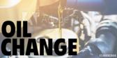 Oil Change Blue