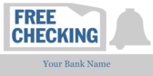 Free Checking Name Bank