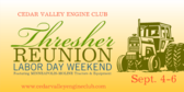Engine Club Thresher Reunion