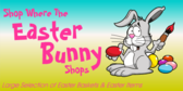 Shop Where the Bunny Shops