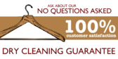 No Questions Asked Guaranteed Service