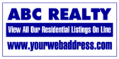 View All Our Listings On Line