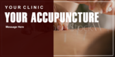 Generic Acupuncture Message