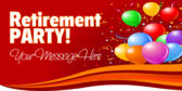 Retirement Celebration Event
