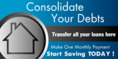 Consolidate Your Debts Transfer All Your Loans