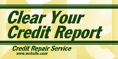 Clear Your Credit Report
