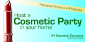 Host Your Cosmetics Party