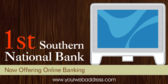 Now Offering Online Banking