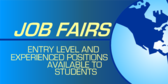 Job Fair with Entry Level Positions