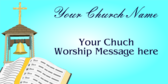 Church Worship Message