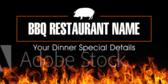 BBQ Restaurant Name