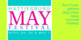 Hattiesburg May Festival
