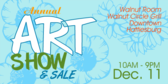 Annual Art Show and Sale