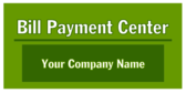 Bill Payment Centers