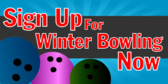 Winter Bowling League