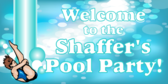 Welcome to the Pool Party Diver